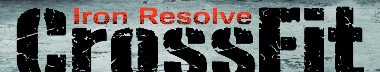 Iron Resolve CrossFit